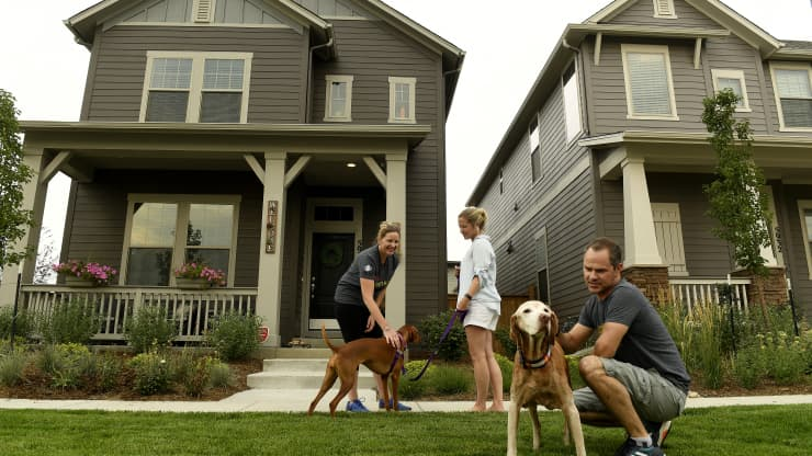 Homeowners got $2 trillion richer during the first three months of the year
