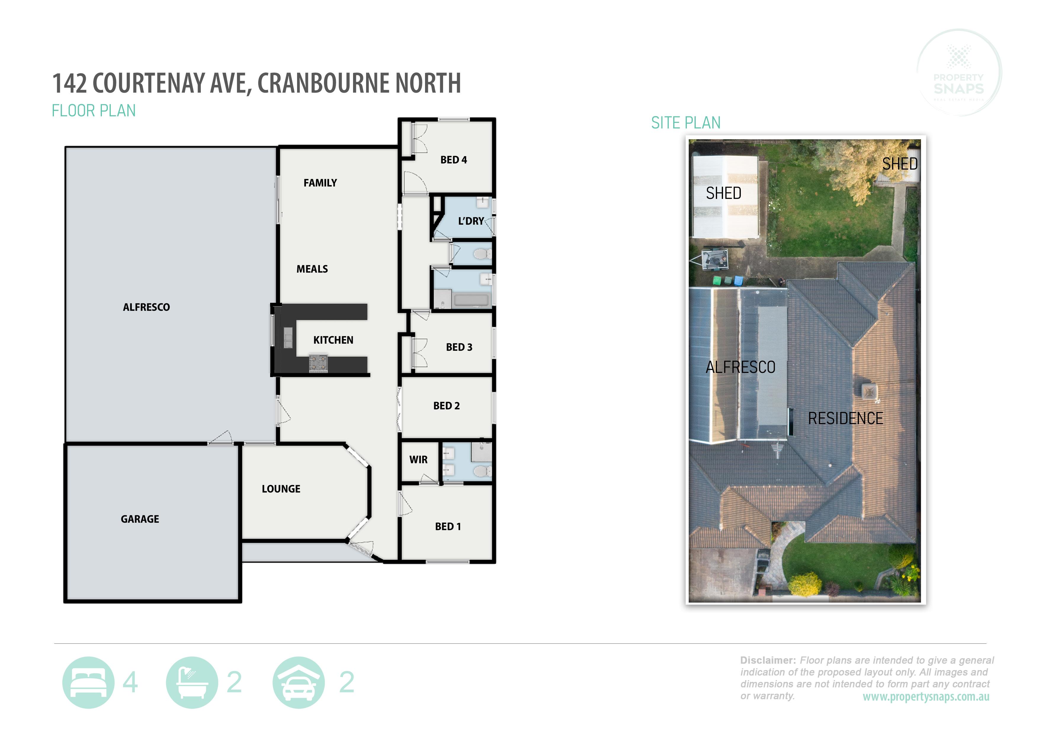 142 COURTENAY AVENUE, Cranbourne North