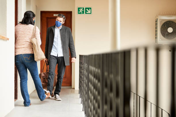 COVID UPDATE : MASKS MANDATORY FOR RESIDENTIAL COMMON INDOOR AREAS