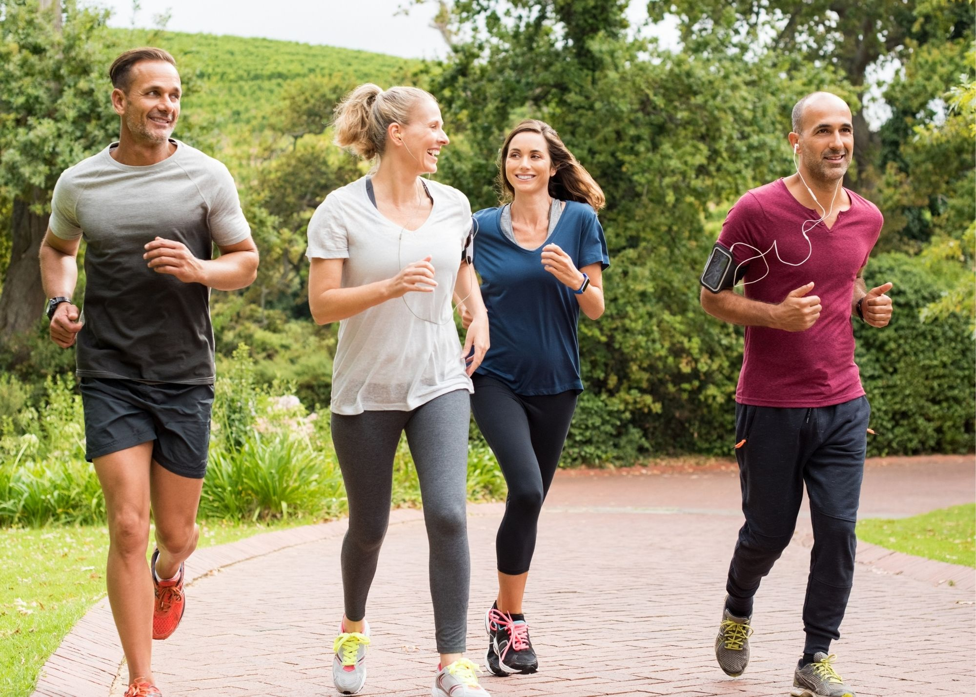 Walkable Melbourne neighbourhoods, the healthiest places to live in