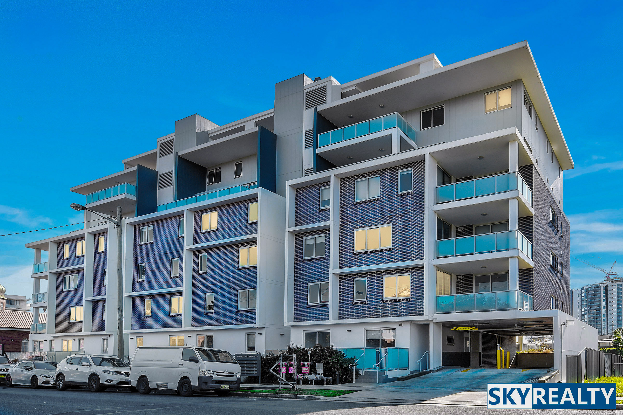Delightful, Brand New Apartment with Fantastic Views & Perfect Northerly Aspect