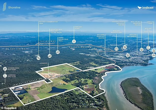 New Queensland town will be built to accommodate thousands of Australians priced out of the Sydney and Melbourne markets