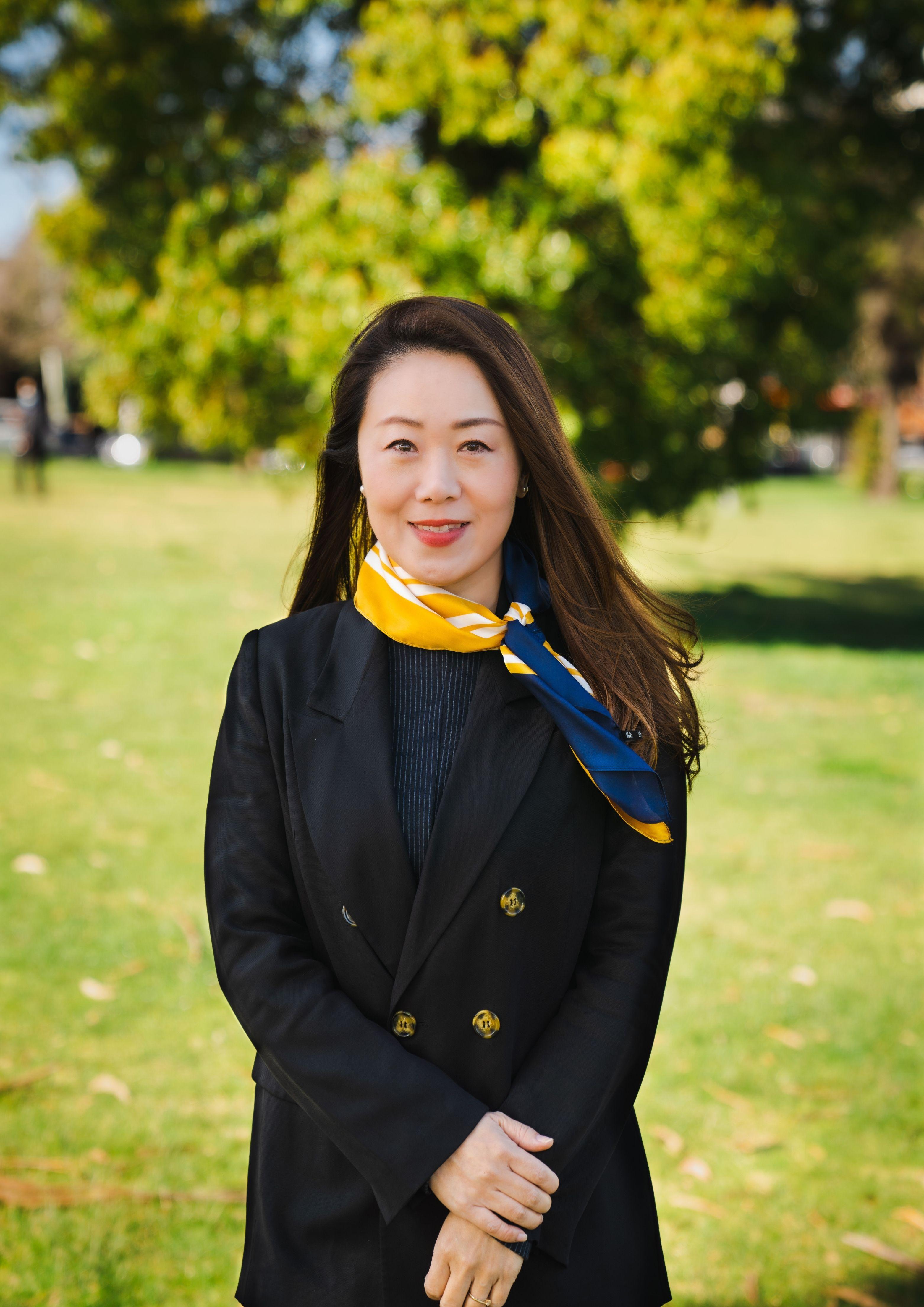 Catherine Zhang