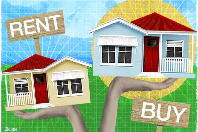 Is it better to rent or buy? I ran the numbers to find out...