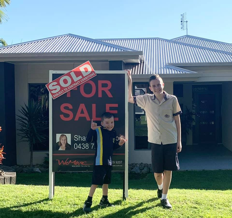 Our first home purchase in Australia