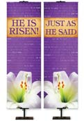Easter Banners Economical Promise of Easter