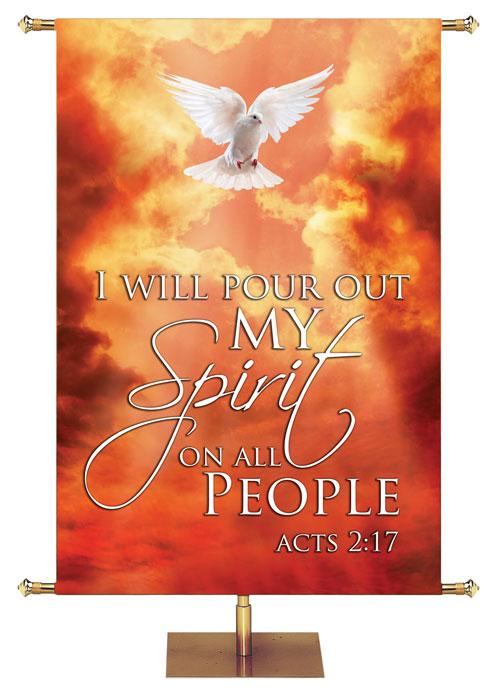 Pentecost Banners
