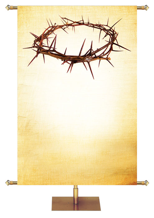 Customized Banners for Easter and Lent Season