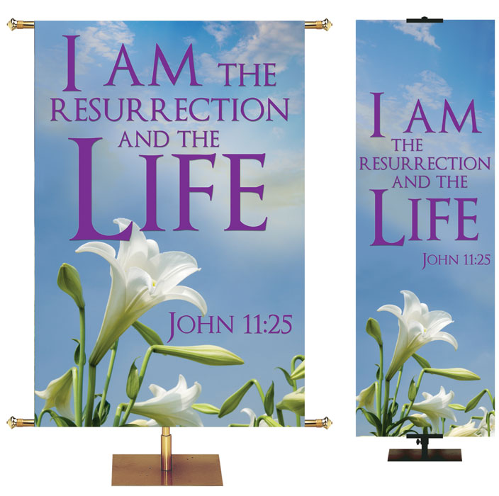 Contemporary Easter Banner Collection