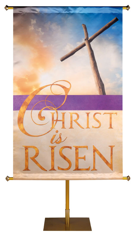 Sacred Symbols of Easter Banner Series