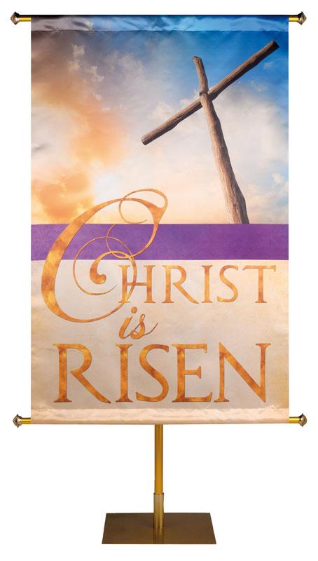 Sacred Symbols of Easter Banner Series