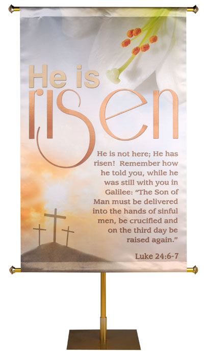 Easter in Verse Banner Series