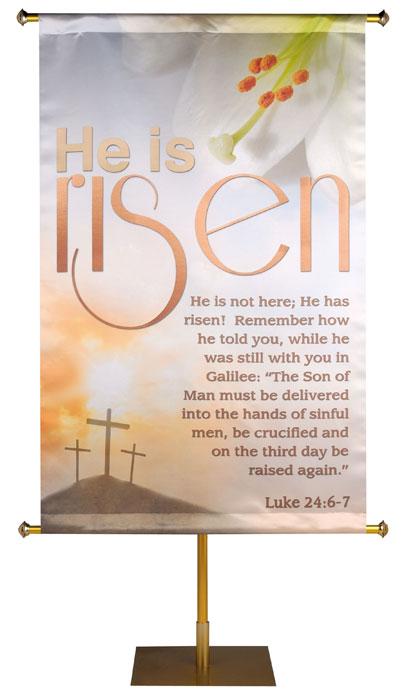 Easter in Verse Banner Series