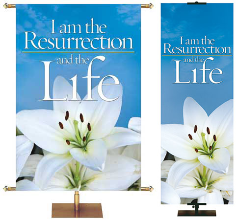 Joyous Easter Banner Collection of 8