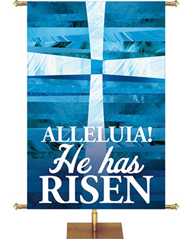 redeeming love easter banners