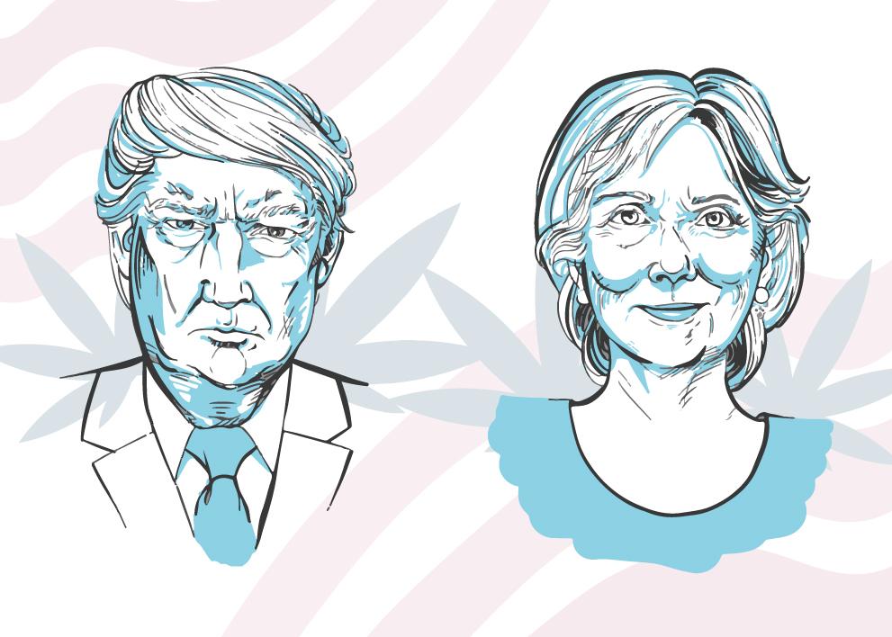 Eaze Data Report: Election 2016