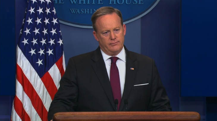 White House Press Secretary Sean Spicer expects the federal government to more strictly enforce federal marijuana law.
