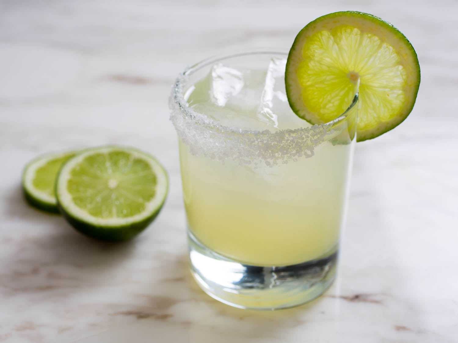 Image of a margarita cocktail