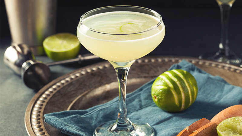 Image of a daiquiri cocktail