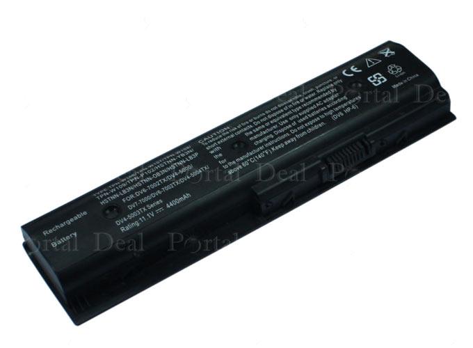New Laptop Battery For Hp Envy Dv6 7280la Dv7 7200 Dv7 7201tx 5200mah 6 Cell Ebay