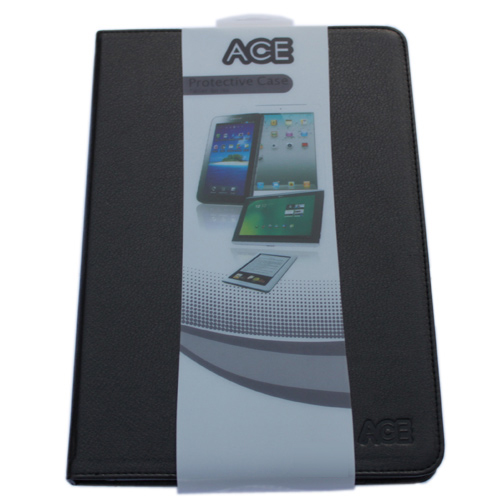 ACE(TM) Leather Folio Stand Case Cover for Toshiba Thrive AT105