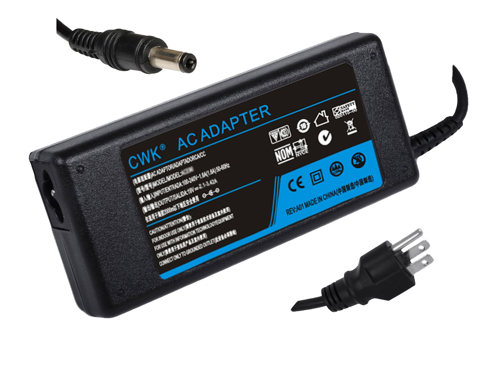 FYL Charger for ADP-40ED B NEC EX231Wp EX231Wp-BK Adapter Power Supply Cord AC DC