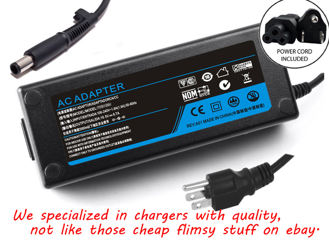 135W AC Adapter Charger Power Supply for DELL Vostro 360 AIO Desktop