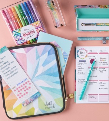 photo relating to Cute Planners and Organizers named Planners, Notebooks, Publications and Stationery Erin Condren