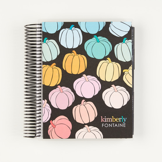 Pretty Pumpkins Interchangeable Cover