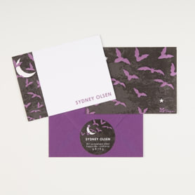 Bats Return Address Labels