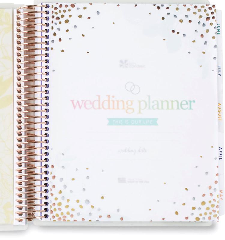 Erin Condren Wedding Planner.Wedding Planners Erin Condren