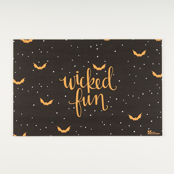 Wicked Placemat Pad