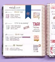 lifeplanner & books