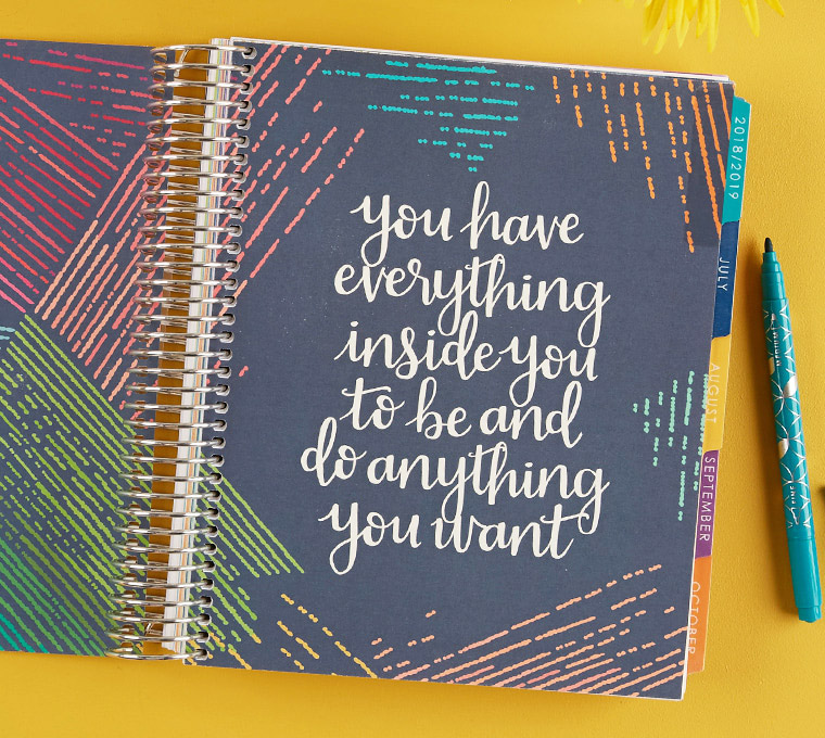 Learn More About Lifeplanner Build Your Own Erin Condren