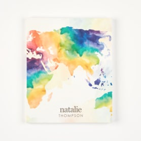 Watercolor World Journal