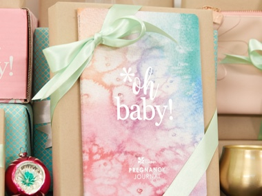 PetitePlanner Pregnancy Journal