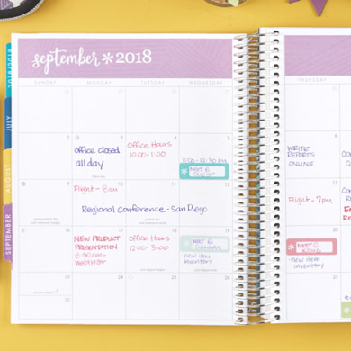 planners notebooks journals and stationery erin condren