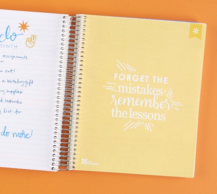 Best Motivational Quotes For Students: Academic Year Planner