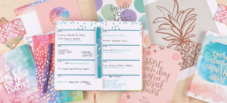 erin condren planners and stationary