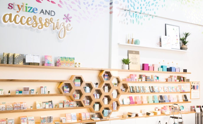 flagship gift stationery store austin texas erin condren