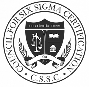 Council for Six Sigma Certification Seal