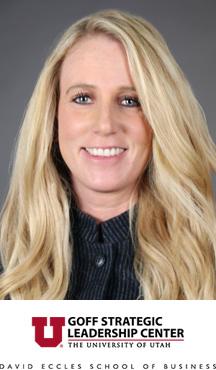 Heidi Herrick - Goff Strategic Leadership Center
