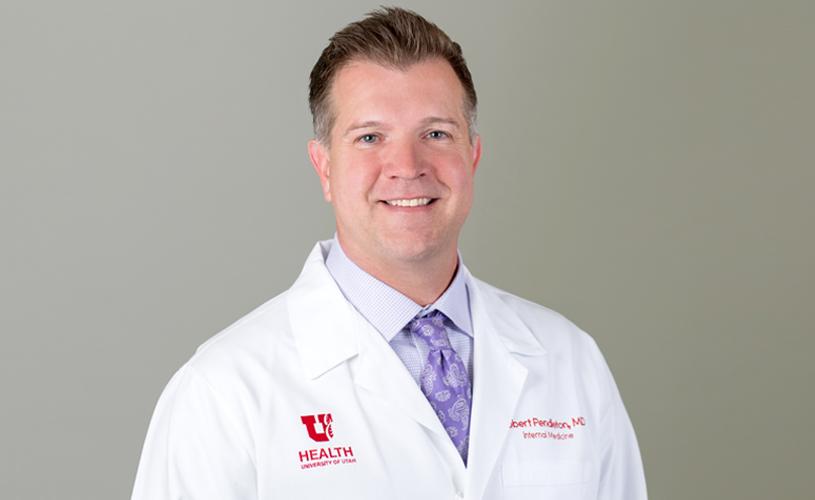 Meet Robert C. Pendlenton, New MHA Faculty