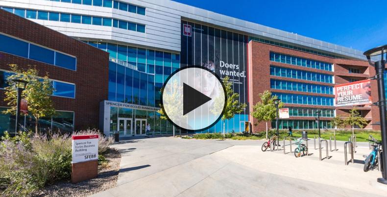 David Eccles School of Business Virtual Campus Tour