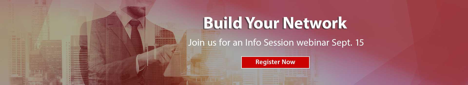 Information Session Webinar