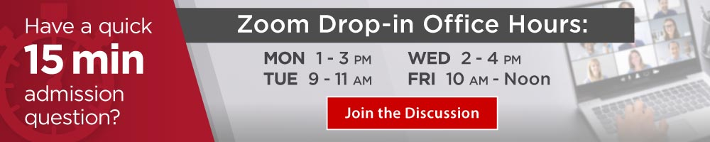 Online Drop-In Office Hours