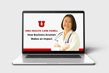MBA Healthcare Panel: How Business Acumen Makes an Impact