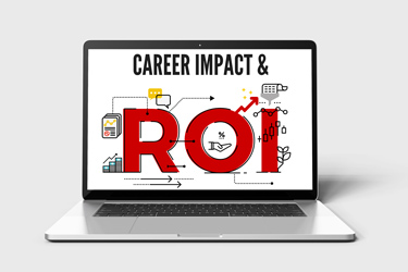 Career Impact and Return On Investment Online Event