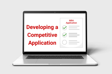 Developing A Competitive Application Event Online