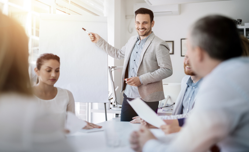 Is the person leading your meeting actually an expert, or have they just mastered posture, eye contact and speaking style?